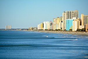 Myrtle Beach Vacation Rentals Beach View
