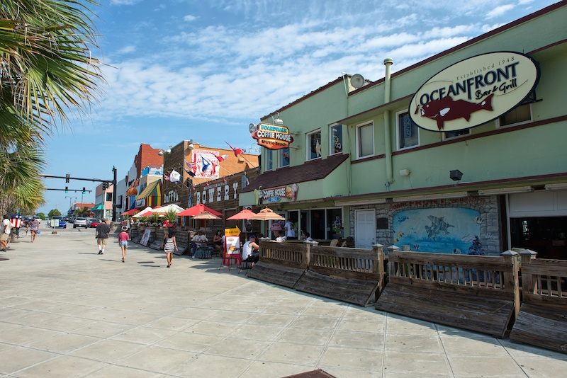Boardwalk Restaurants