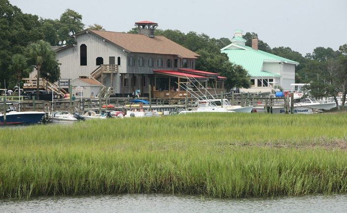 Murrells Inlet Marshwalk Restaurants