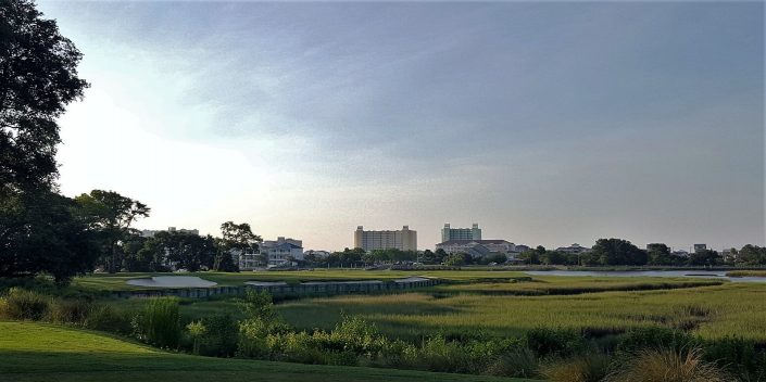 Golf Course in Myrtle Beach