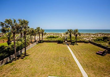 Isle Palms Grounds to Ocean