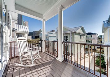 Seaside Retreat Wrap Around Porch